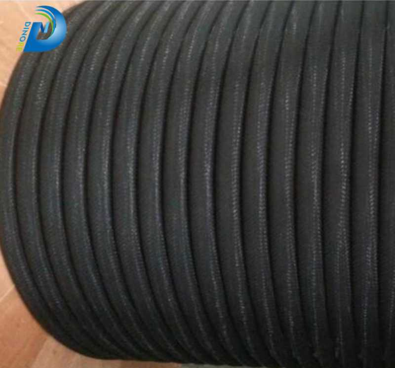 Flexible (cable type) anode based on MMO/Ti coating technology
